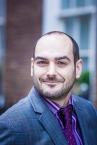 Andrew Nicholson, Head of Online for Sodexo Prestige