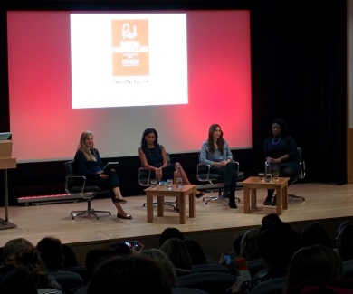 Q&A Session at Red Magazine's Digital Masterclass